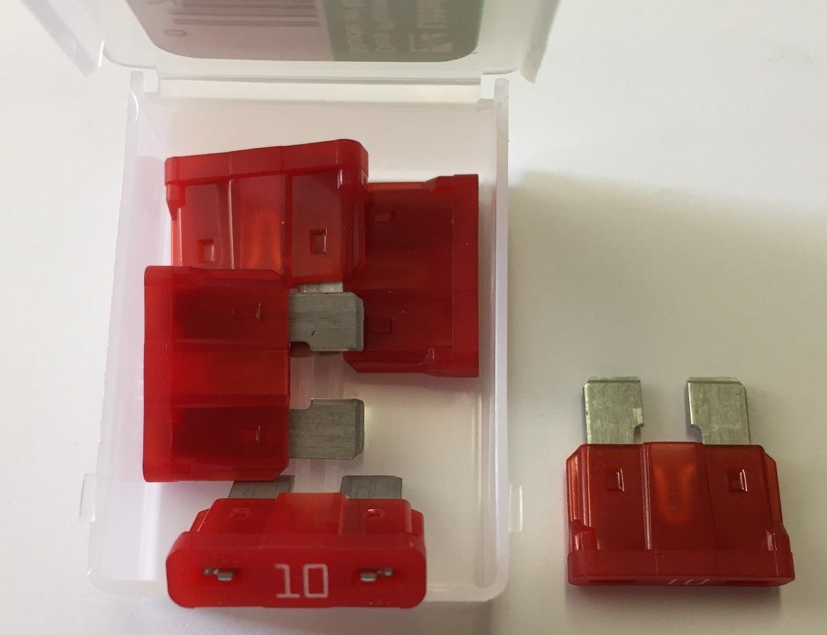 5 AMP ATC Blade type automotive fuse 10 PACK
