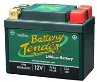 Battery Tender 120CCA Lithium Motorcycle Battery