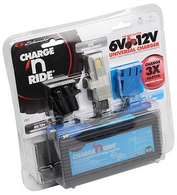 Charge n' Ride 6/12V Universal Ride-On Toy Charger