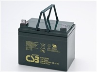 CSB 12V 39.0Ah SLA Battery