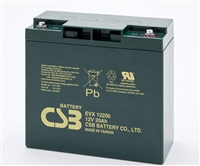 CSB 12V 20.0Ah SLA Battery