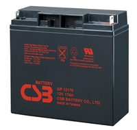 CSB 12V 17Ah SLA Battery