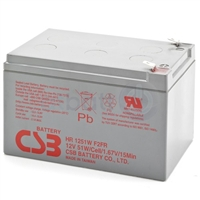 CSB 12V 51W SLA Battery 13.5Ah