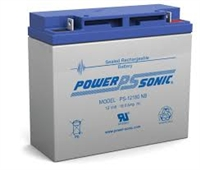 Power-Sonic 12V 18.0Ah SLA Battery
