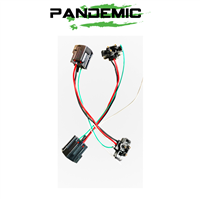 PANDEMIC 2007-18 JEEP WRANGLER JK TAILLIGHT CONVERSION PLUG-N-PLAY ADAPTER HARNESS | SOLD INDIVIDUALLY