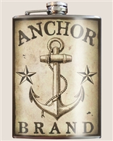 Anchor Brand Flask by Trixie and Milo