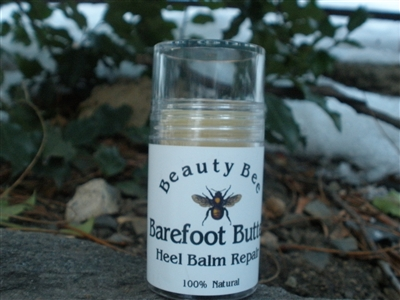 Barefoot Butter Heal Balm Repair by Beauty Bee