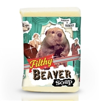 Filthy Beaver Soap