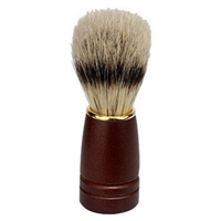 Bristle Dark Wood Shave Brush
