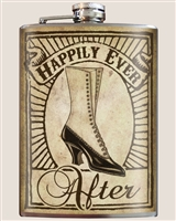 Happily Ever After Bridesmaid Flask by Trixie and Marlo