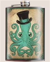 Gentleman Octopus Flask by Trixie and Milo