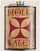 Holy Water Flask by Trixie and Milo
