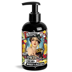 Lemon Cream - Body Lotion