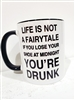 Life is not a fairytale Mug