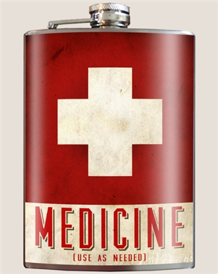 Medicine Flask by Trixie and Milo