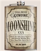 Moonshine Flask By Trixie and Milo