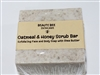 Beauty Bee Oatmeal & Honey Scrub Bar