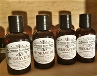 Preshave Oil by Dr. Pennskin