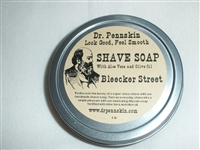 Dr. Pennskin Shave Soap in Tin