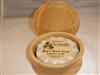 Dr. Pennskin Shave Soap with Wood Bowl
