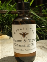 Tamanu &Thyme Facial Cleansing Oil