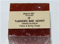 Beauty Bee Turmeric and Honey Soap