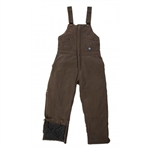 Polar King Premium Insulated Bib Overalls, Waist Zip