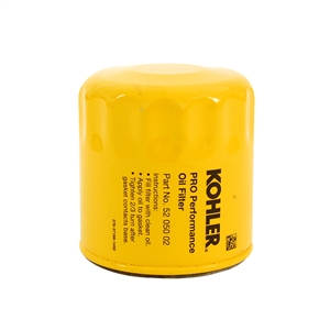 FILTER OIL KOHLER FULL FLOW TALL 52 050 02-S