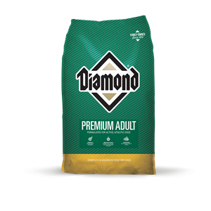 Diamond Premium Adult Dog Food, 50 lb. Bag