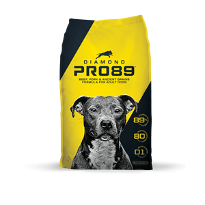 Diamond Pro 89 Dog Food, 40 lb. Bag