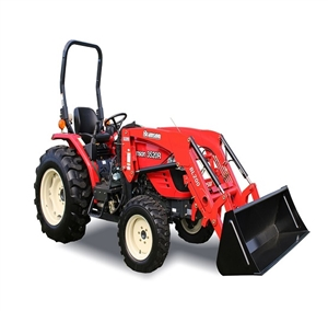 AG Compact Tractor Full Service 20-50 HP