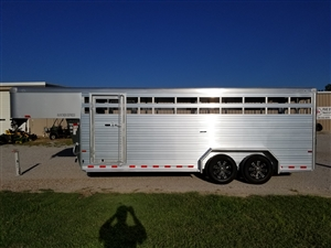 2019 Sundowner Rancher XP Stock Trailer