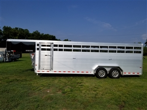 2019 Sundowner 24' Rancher Express Stock Trailer