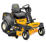 Cub Cadet RZT SX 54 Zero Turn Mower with Steering Wheel
