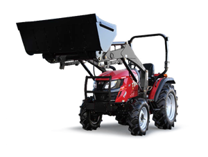 2019 TYM T394 37.4 HP VALUE COMPACT TRACTOR WITH LOADER