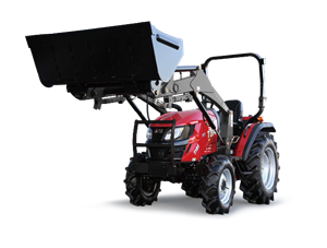 2019 TYM T394 Hydrostat Compact Tractor with Loader