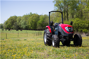 TYM T454 46 HP COMPACT TRACTOR WITH LOADER