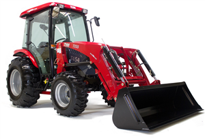 TYM T454HC 46 HP COMPACT TRACTOR WITH LOADER