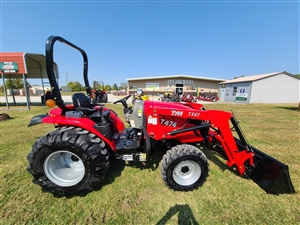 TYM T474 48.3 HP VALUE COMPACT TRACTOR WITH LOADER