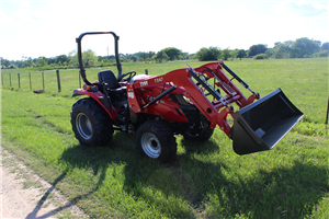 TYM T474H 48.3 HP VALUE COMPACT TRACTOR WITH LOADER