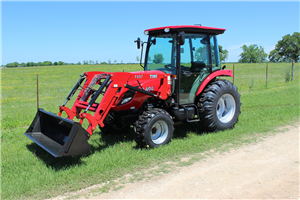 TYM T494C 48.3 HP VALUE COMPACT TRACTOR AND LOADER