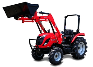 TYM T494H 48.3 HP VALUE COMPACT TRACTOR WITH LOADER