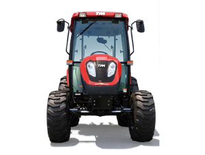 TYM T554C 55.1 HP COMPACT TRACTOR WITH LOADER