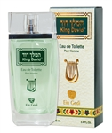 King David -Eau de Toilette -100 ml.