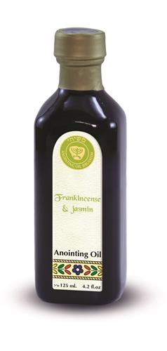 Frankincense & jasmin - Anointing Oil 125 ml