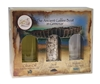 Holy land Gift Pack - Galilee Boat - Jordan River Water , Jerusalem's Stones and Galilee Olive Oil