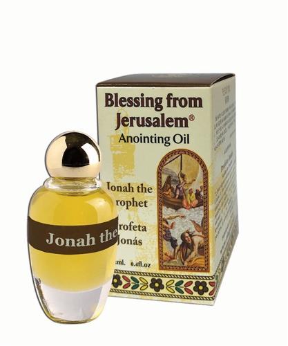 Jonah the prophet - Anointing Oil 12 ml