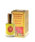 Rose of Sharon - Gold line Anointing Oil 12 ml.