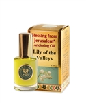 Lily of the Valleys - Gold line Anointing Oil 12 ml.