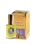 Light of Jerusalem - Gold line Anointing Oil 12 ml.